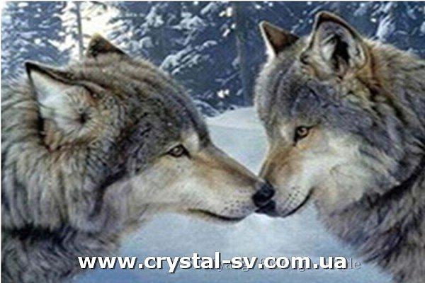 Волк что означает вышивка из
