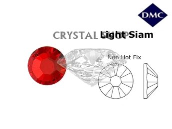 crystal shop DMC non Hot Fix Lt. Siam ss4 (1,6 мм)