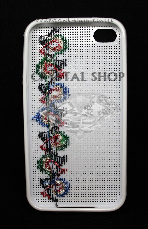 Заготовки для вышивки бисером чехлов для мобильных телефонов 74
