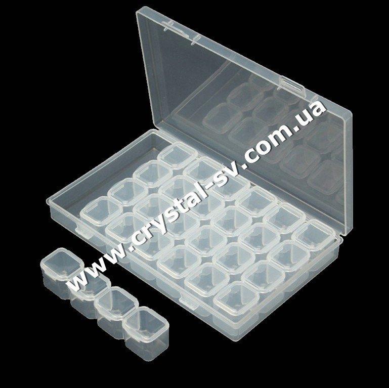 Алмазная вышивка хранение