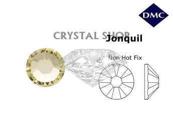 Стразы DMC non Hot Fix Jonquil ss6 (2 мм).