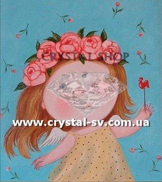 Crystal алмазная вышивка