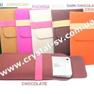 Сумка Замша Candy colors Chocolate