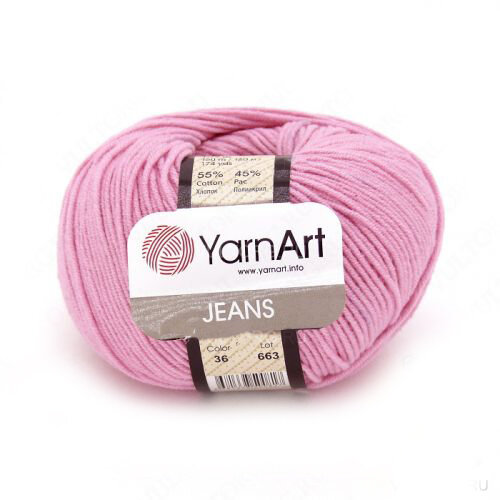YarnArt Jeans (ЯрнАрт Джинс) цвет 36 фото 1 — CRYSTAL SHOP