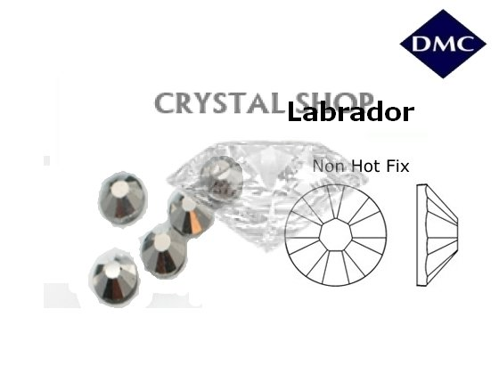 Стразы DMC non Hot Fix Labrador ss8 (2.3-2.5 мм) фото 1 — CRYSTAL SHOP